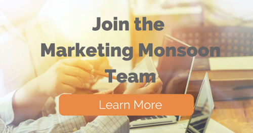 Join the Marketing Monsoon Team
